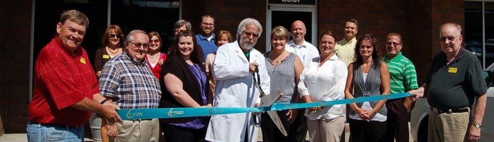Ribbon cutting 010