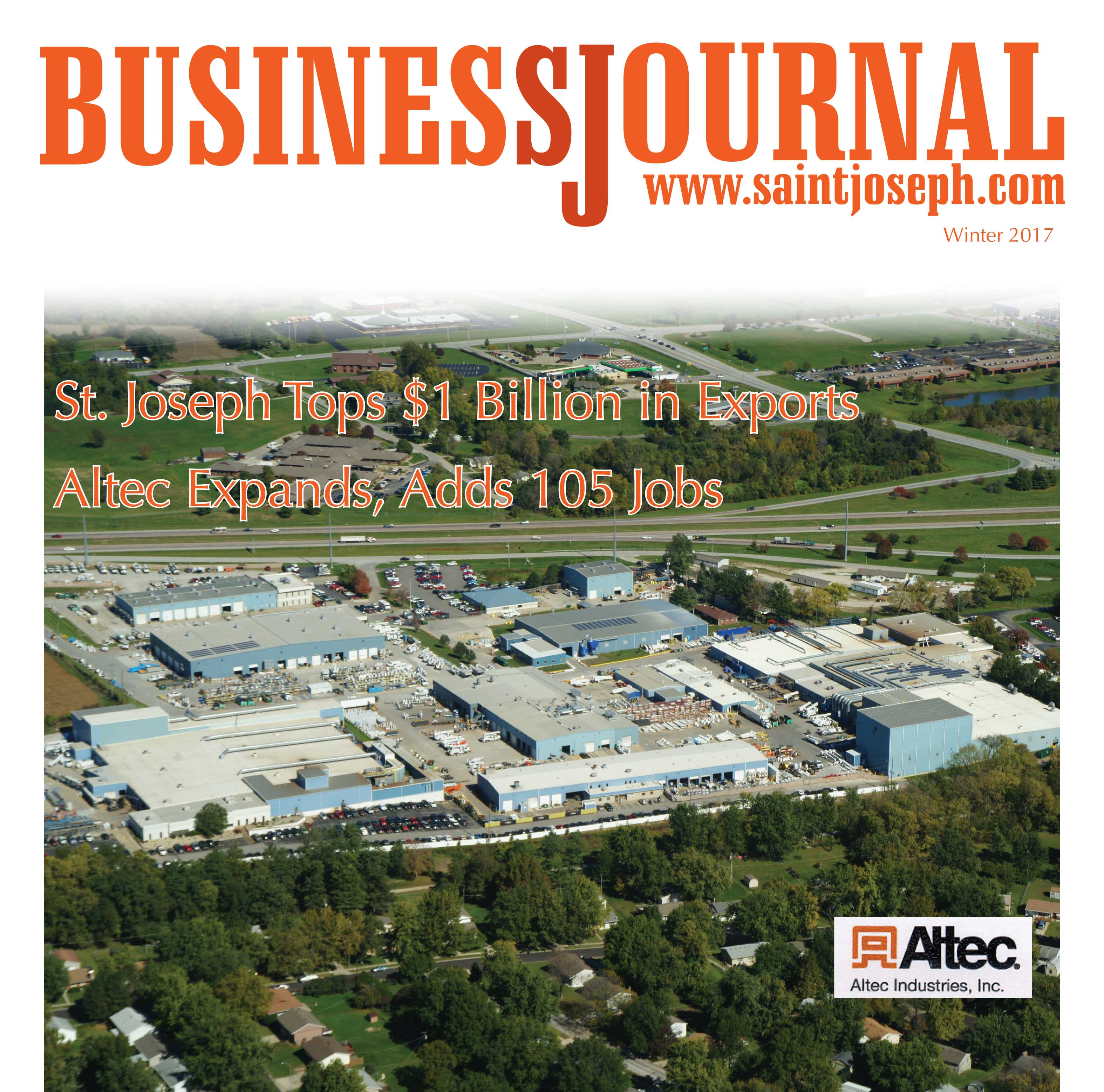 Business Journal | Saint Joseph Chamber of Commerce