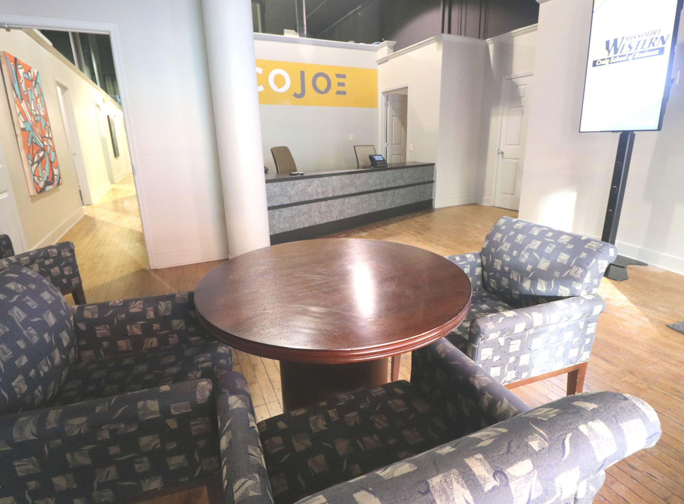 ST. JOSEPH, MO U2013 The Wishes Of Area Entrepreneurs Are Finally Being Granted  With The Planned Opening Of CoJoe, An Innovative Co Working Space Located  In ...
